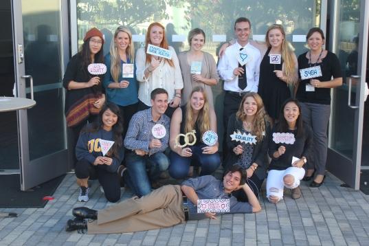 Students for Global Health Board Members and Global Health Advisors