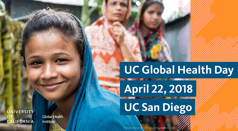 UC Global Health Day 2018